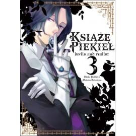 Manga Książę Piekieł tom 3
