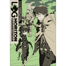 Manga Log Horizon - light novel tom 1