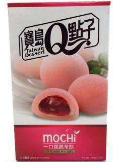 Mochi - truskawka