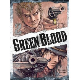 Manga - Green Blood tom 2
