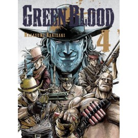 Manga - Green Blood tom 4