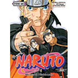 Manga Naruto tom 68