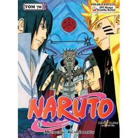 Manga Naruto tom 70