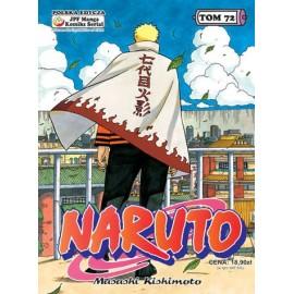 Manga Naruto tom 72