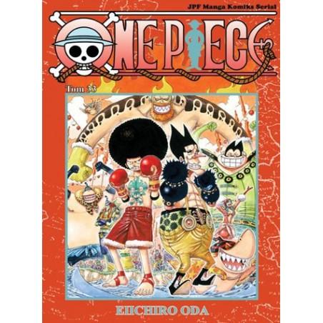 Manga One Piece tom 33