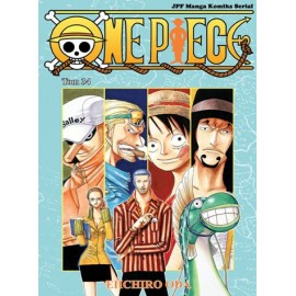 Manga One Piece tom 34