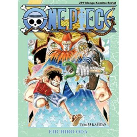 Manga One Piece tom 35