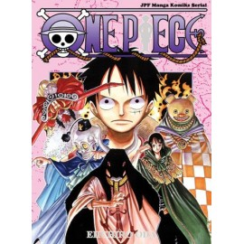 Manga One Piece tom 36
