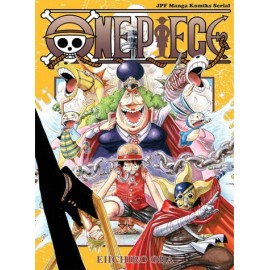 Manga One Piece tom 38