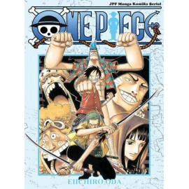 Manga One Piece tom 39