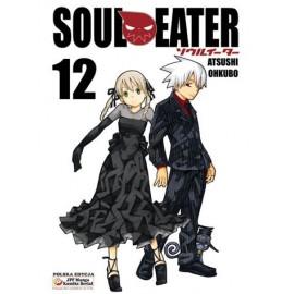 Soul Eater - tom 12