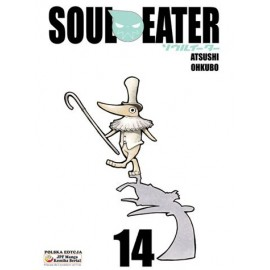 Soul Eater - tom 14