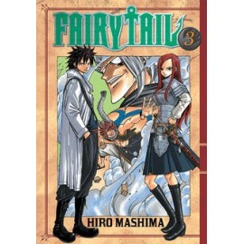 Manga - Fairy Tail tom 3