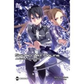 Książka Sword Art Online - tom 10
