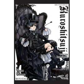 Kuroshitsuji - tom 6