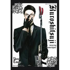 Kuroshitsuji - tom 8