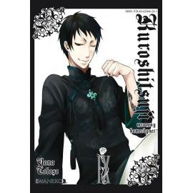 Kuroshitsuji - tom 9