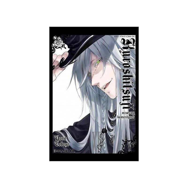 Kuroshitsuji - tom 14