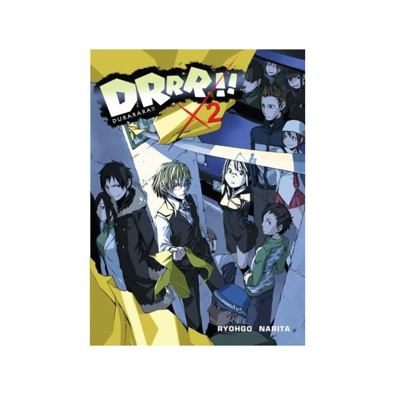 Durarara - Light novel