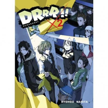 Durarara - Light novel tom 2