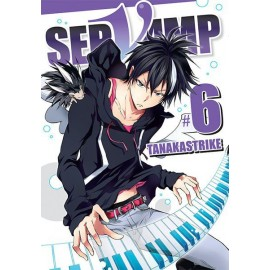 Manga - Servamp tom 6