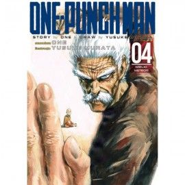 Manga - One Punch Man tom 4