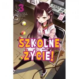 Manga - Szkolne Życie tom 3