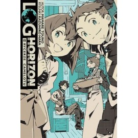 Manga Log Horizon - light novel tom 2