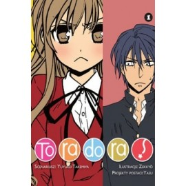 Toradora! - tom 1