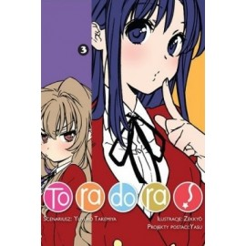 Toradora! - tom 3