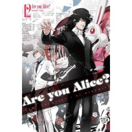 Manga - Are you Alice? tom 12