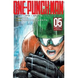 Manga - One Punch Man tom 5