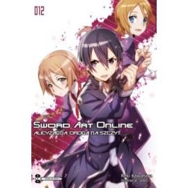 Książka Sword Art Online - tom 12