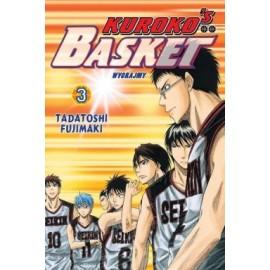 Kuroko no Basket - tom 3