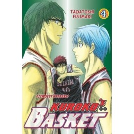 Kuroko no Basket - tom 4