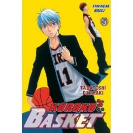Kuroko no Basket - tom 5