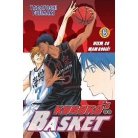 Kuroko no Basket - tom 8