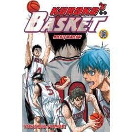 Kuroko no Basket - tom 15