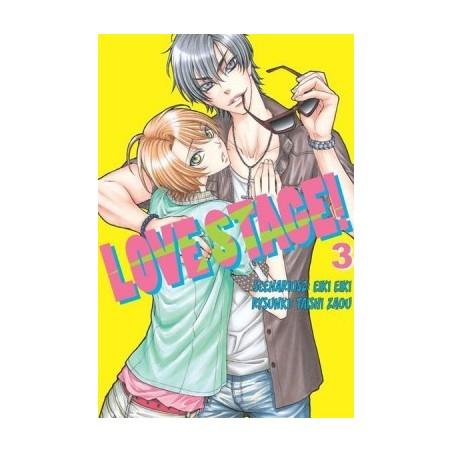 Love Stage - tom 3