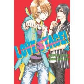 Love Stage - tom 4