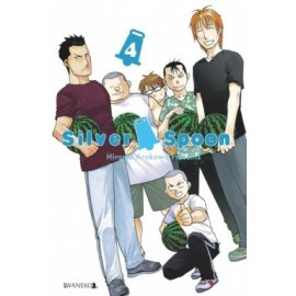 Silver Spoon - tom 4