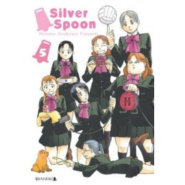 Silver Spoon - tom 5