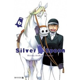 Silver Spoon - tom 6