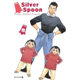 Silver Spoon - tom 8