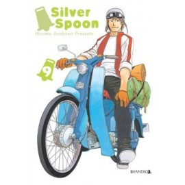 Silver Spoon - tom 9