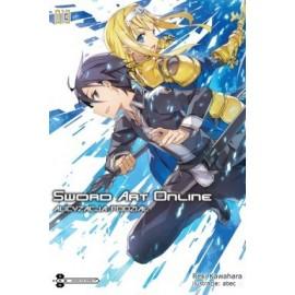 Książka Sword Art Online - tom 13