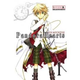 Pandora Hearts - tom 1