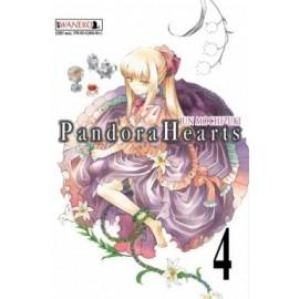 Pandora Hearts - tom 4