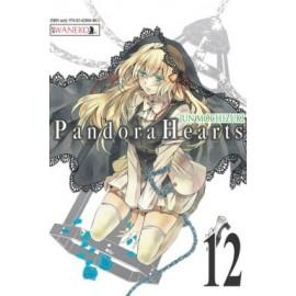 Pandora Hearts - tom 12