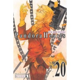 Pandora Hearts - tom 20